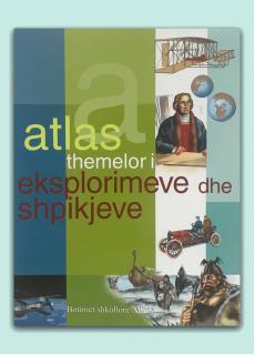 Atlas themelor i eksplorimeve dhe shpikjeve