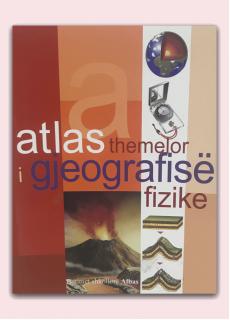 Atlas themelor i gjeografisë fizike