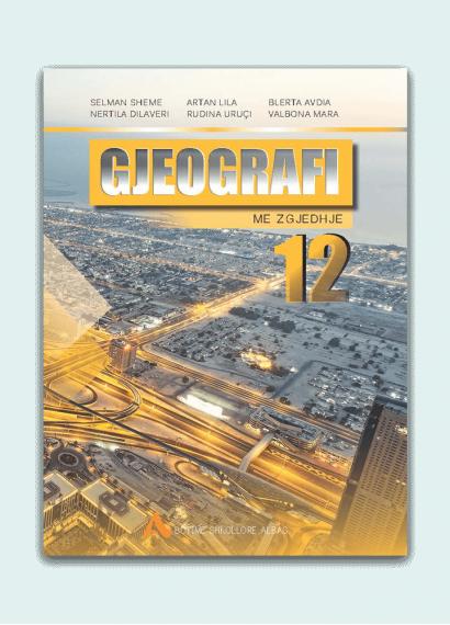 Gjeografi me zgjedhje 12