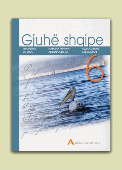 gjuha shqipe 6 albas