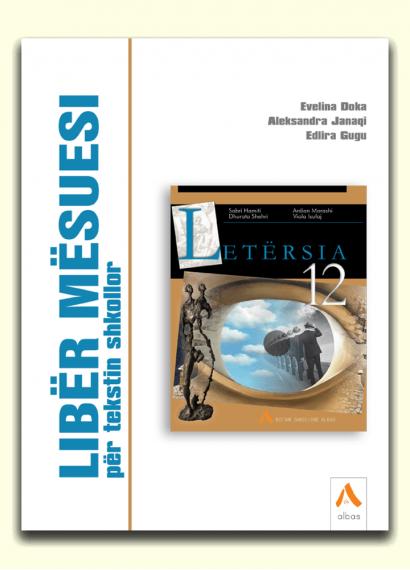 Libër mësuesi për tekstin shkollor Letërsia 12