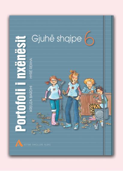 Portofoli i nxënësit Gjuhë shqipe 6